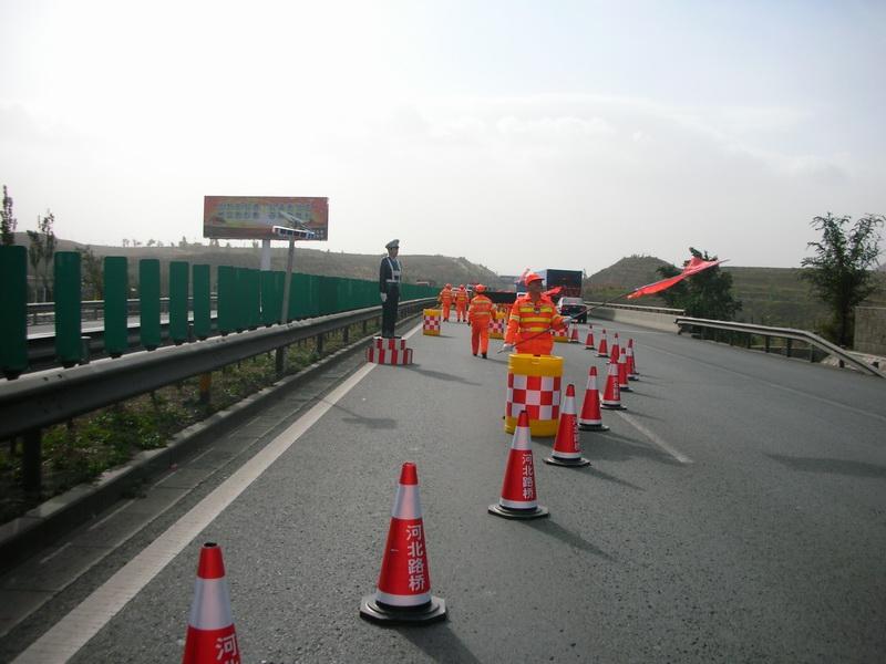 公路工程施工过程